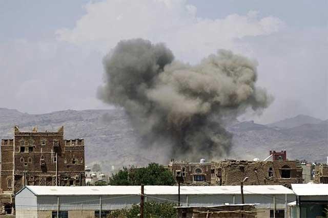 Bombardeo en Yemen deja 130 muertos en una boda