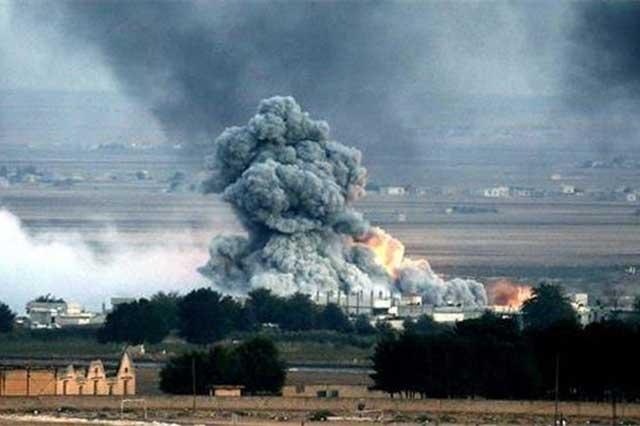 Bombardeo turco mata a 18 personas en Irak y Siria
