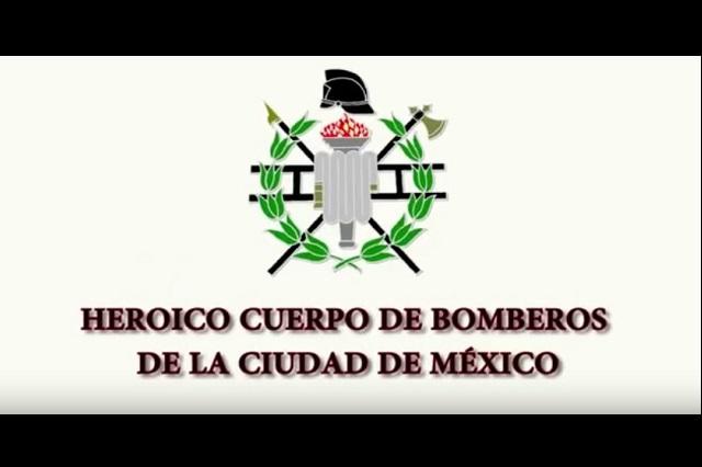 Foto / Heroico Cuerpo de Bomberos de la CDMX