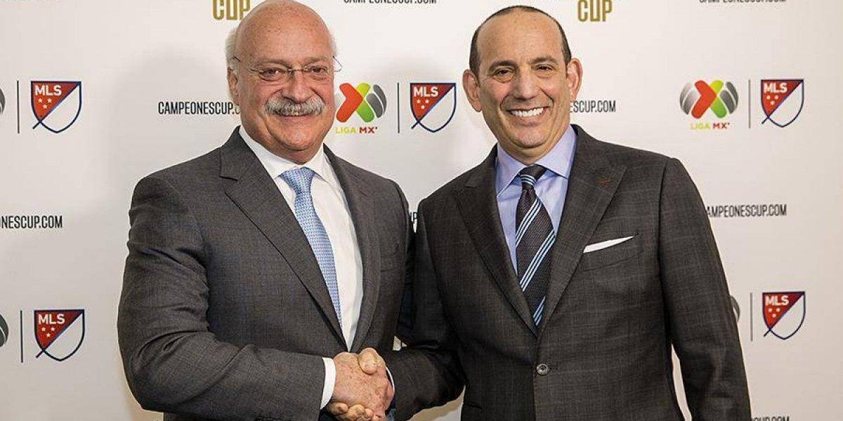 Nace Campeones Cup, a disputarse entre Liga MX y MLS