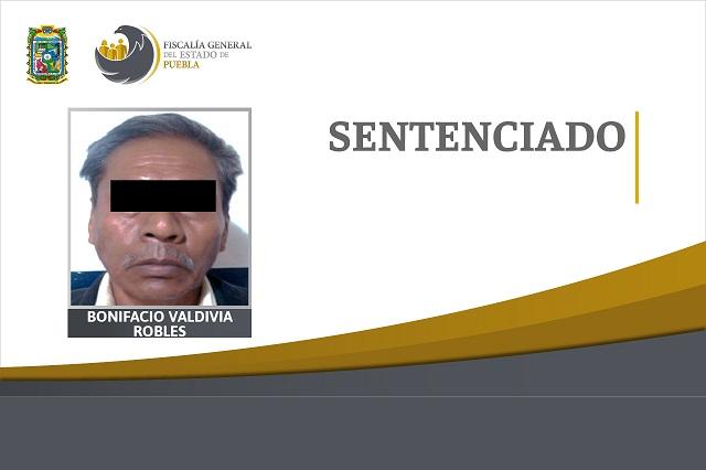 Responsable de violación, sentenciado a 8 años de cárcel