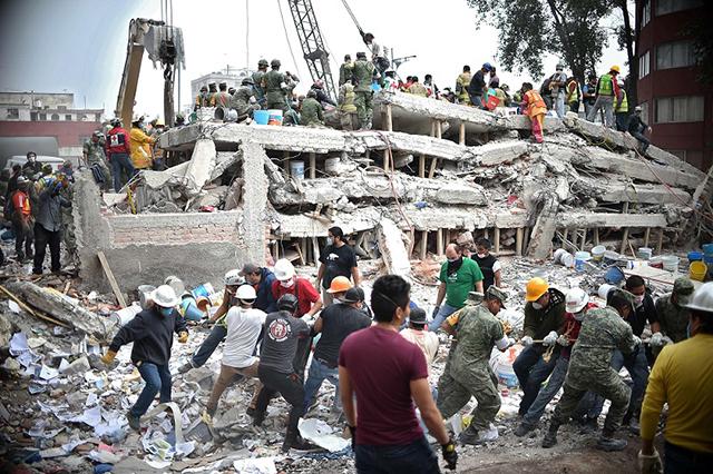 México renueva bono catastrófico de protección ante sismos de 260 mdd
