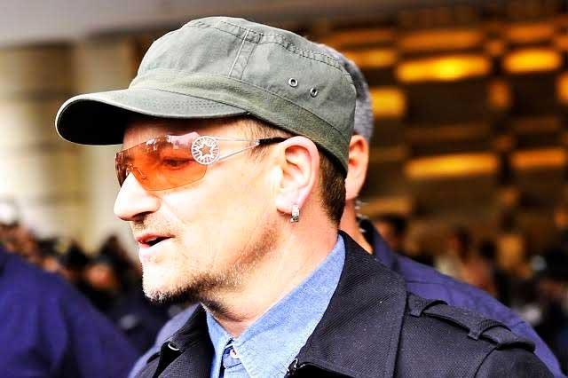 Bono, vocalista de U2, estaba en Niza durante atentado