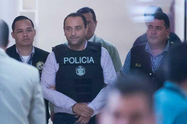 Roberto Borge busca evitar su extradición a México