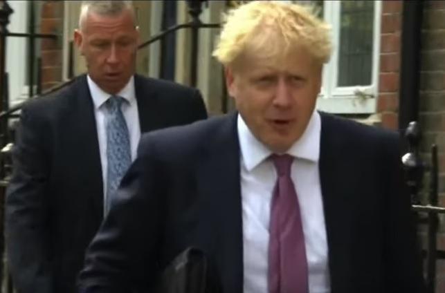 Boris Johnson se convertirá en el primer ministro de Reino Unido