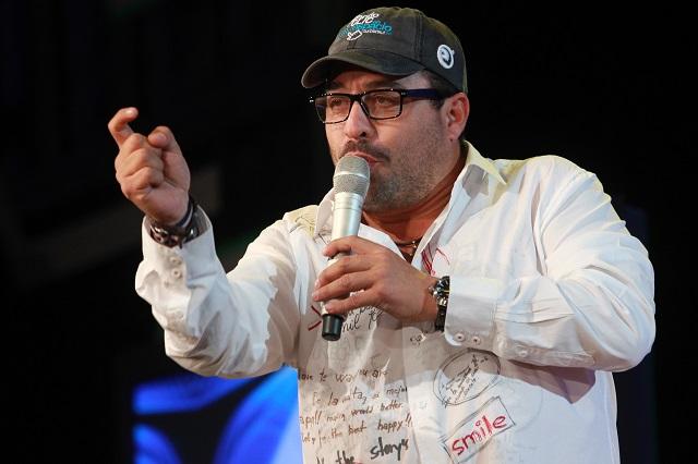 Reportan que comediante Borrego Nava sufrió aparatoso accidente