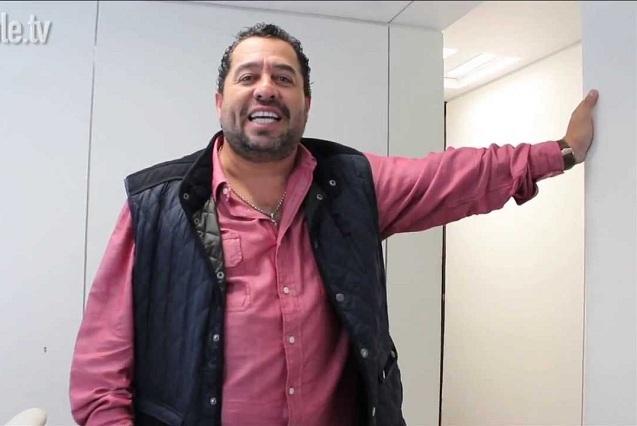 El Borrego Nava bajó 23 kilos: mira cómo luce y cuál es su secreto