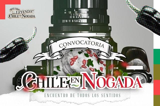 Realiza Ayuntamiento concurso de fotografía de Chile en Nogada