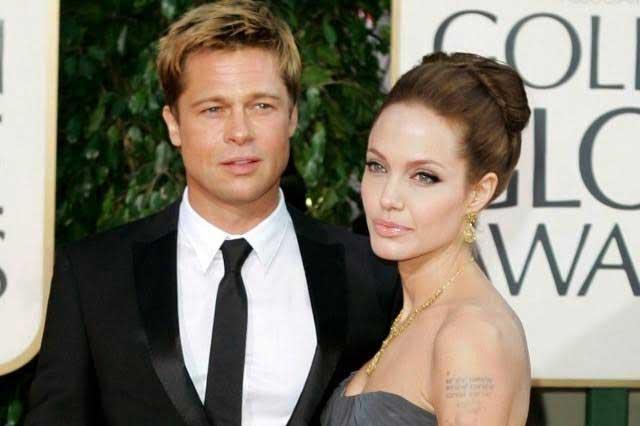 Investigan a Brad Pitt por agresión física y verbal a sus hijos