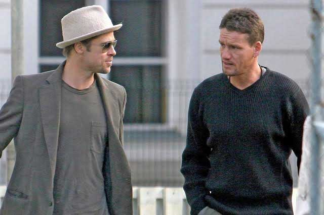 Fui un padre para sus hijos: Exguardaespaldas de Brad Pitt
