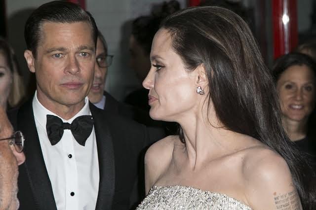Revelan al acuerdo temporal que tienen Angelina Jolie y Brad Pitt