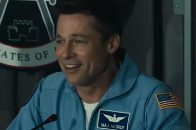 Nuevo tráiler de Ad Astra: hacia las estrellas, protagonizada por Brad Pitt