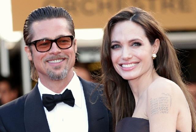 Brad Pitt culpa a Angelina Jolie de exponer mediáticamente a sus hijos