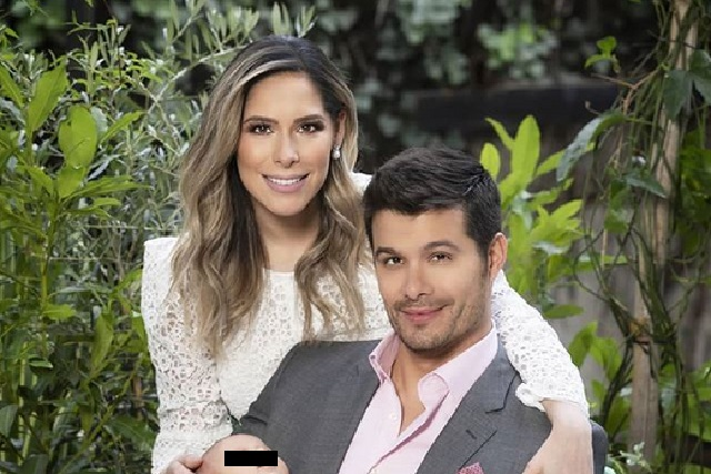 Brandon Peniche y su esposa Kristal Cid serán padres por segunda ocasión
