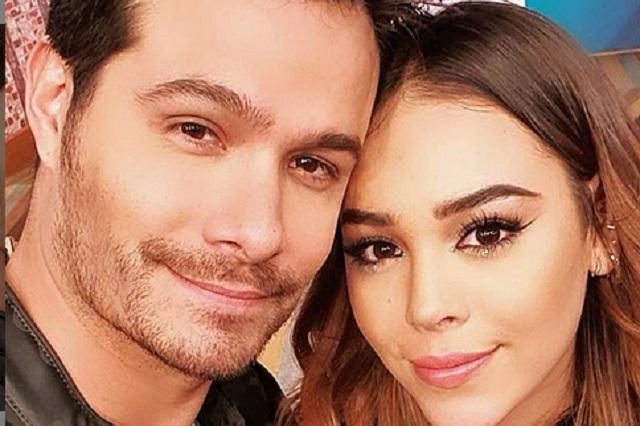 Brandon Peniche y Kristal Cid confirman que serán padres de un niño
