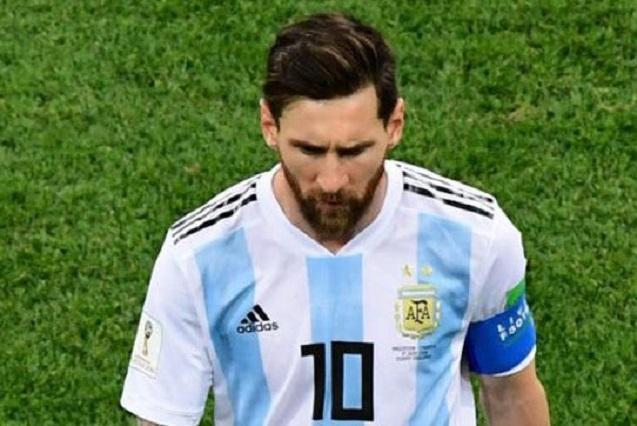 Aficionados de Brasil se burlan de Argentina y le cantan chau a Messi