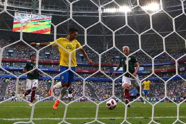 Neymar acaba con las ilusiones de México: Brasil derrota al Tri 2-0