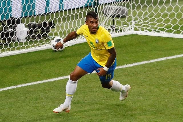Brasil vence a Serbia 2-0 y será el rival de México en octavos de final