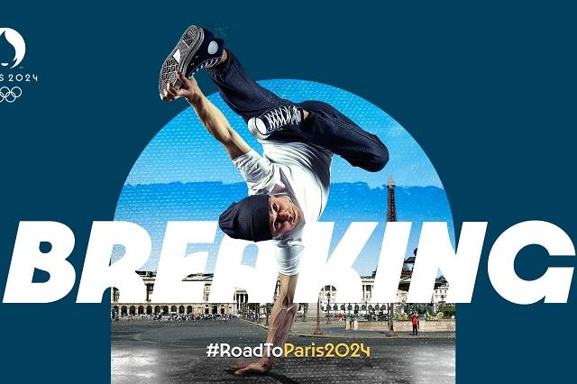Breakdance se incluirá en el programa olímpico de París 2024