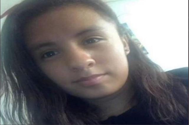 Se busca a Brenda, desaparecida en Puebla