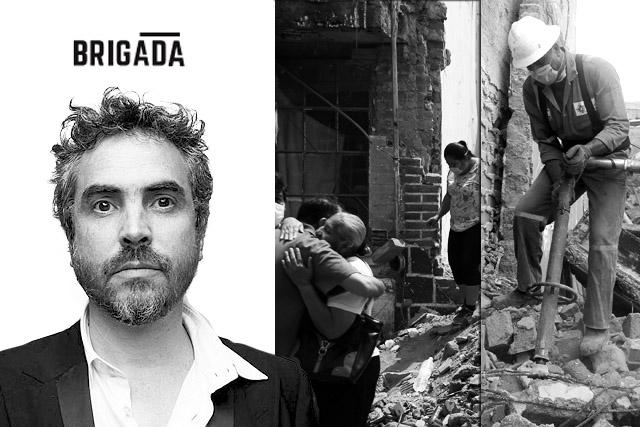 Muestra Cuarón falta de planes de reconstrucción en Puebla