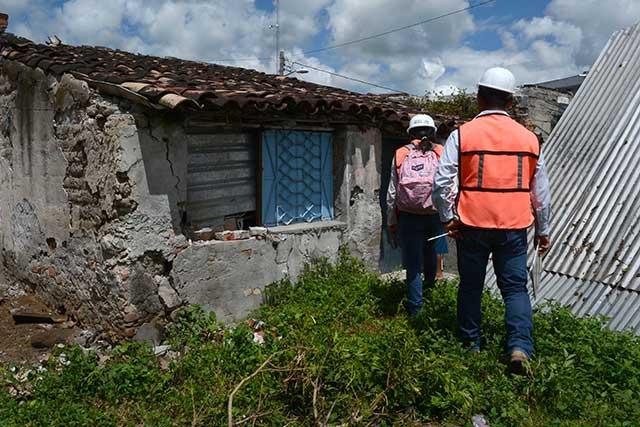 Más de 140 universitarios BUAP evalúan afectaciones en Chietla