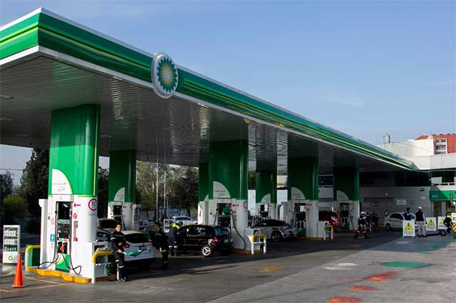 Abren este viernes en Puebla gasolineras de empresa inglesa
