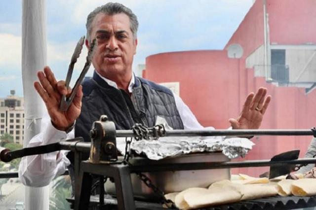 El Bronco afirma que tiene las manos limpias y pagará la multa al INE