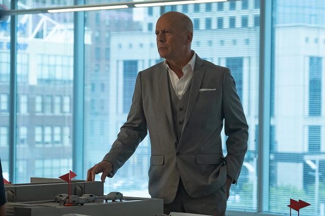 Bruce Willis protagoniza la película 10 minutos para morir