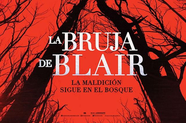 El terror regresa a las salas de cine con La Bruja de Blair