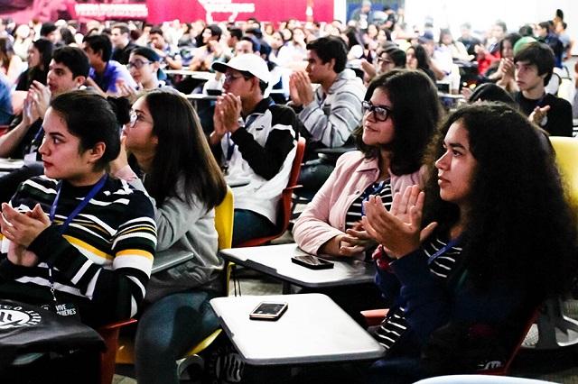 Más de mil aspirantes participan en el BTEC del Tec de Monterrey, en Puebla