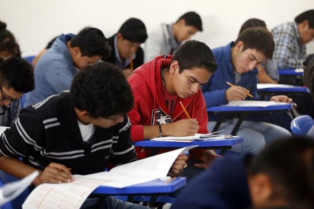 Buscan más de 17 mil estudiantes un lugar en prepas BUAP