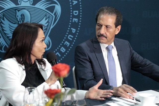 Desinterés de candidatos al gobierno por presentarse en BUAP