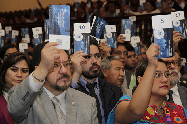 Recibirá la BUAP a candidatos a presidente y gobernador de Puebla
