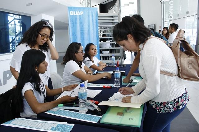 BUAP incrementará en 11 % su matrícula de nuevo ingreso