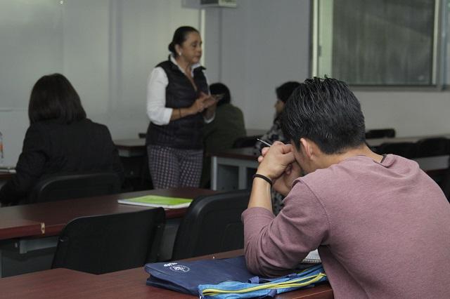 Fundamental monitorear la calidad de la educación: Bracho