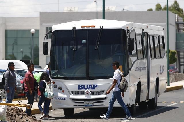 Demandan a BUAP estimular transporte público y bicicleta