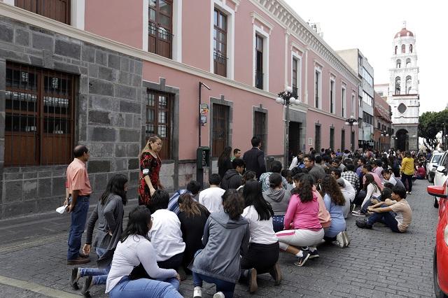 Puebla no aguantaría otro gran sismo: ingenieros Upaep