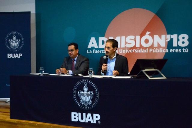 Abre la BUAP 29 mil 200 lugares y bachillerato en línea este año