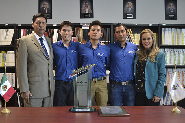 Universitarios BUAP vencen en el Move Challenge  de Schaeffler Group