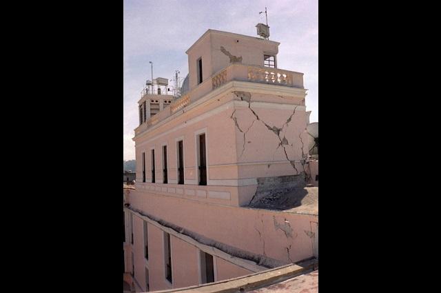 A 20 años del sismo de 1999, en pie el patrimonio edificado de la BUAP
