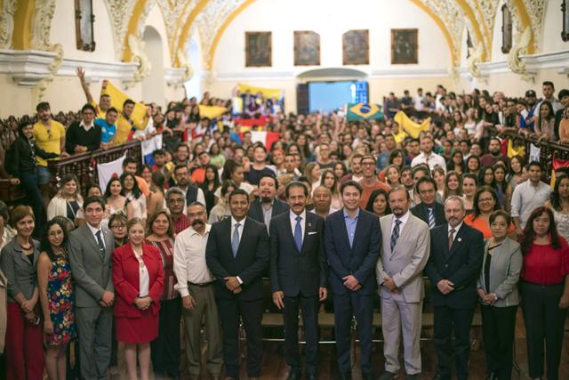 La BUAP recibe a más de 700 estudiantes de intercambio