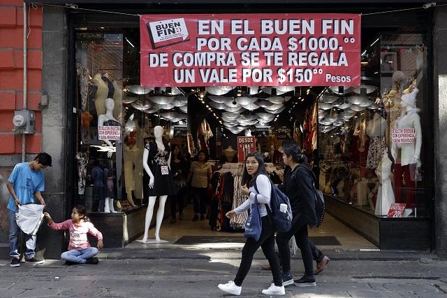 Buen Fin prevé vender en Puebla 6 mil mdp; ambulantes dan tregua