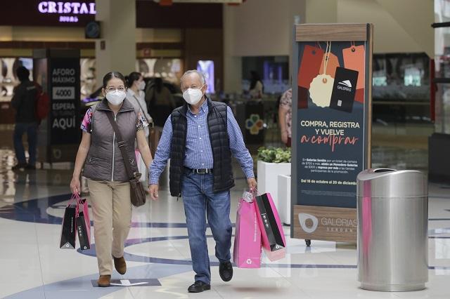 Arranca Buen Fin en Puebla con descuentos y alertas sobre Covid