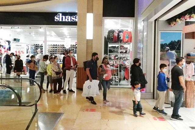 Comercio en Puebla aumentó ventas en 35% con Buen Fin