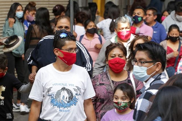 México superó el millón de contagios de Covid-19: SSA