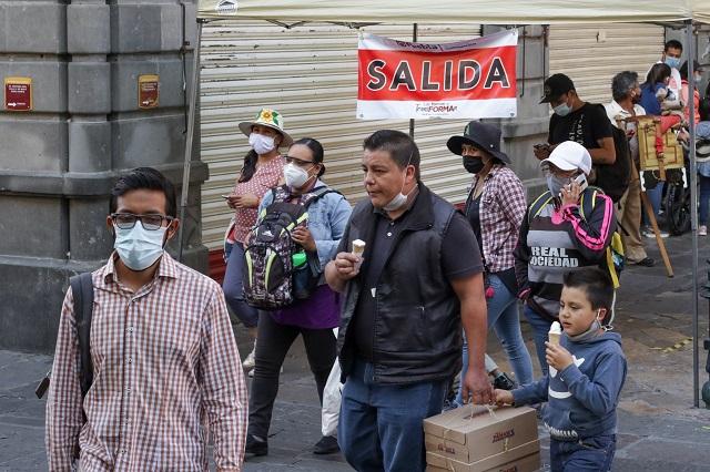 Comercio lamenta restricciones por Covid y culpa a ambulantes