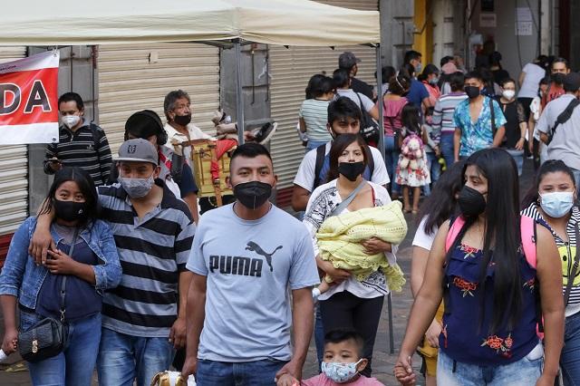 Fiestas pueden desatar rebrote de Covid en Puebla,alertan médicos