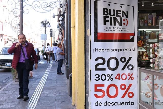 Hasta 163% cambian los precios por El Buen Fin en Puebla