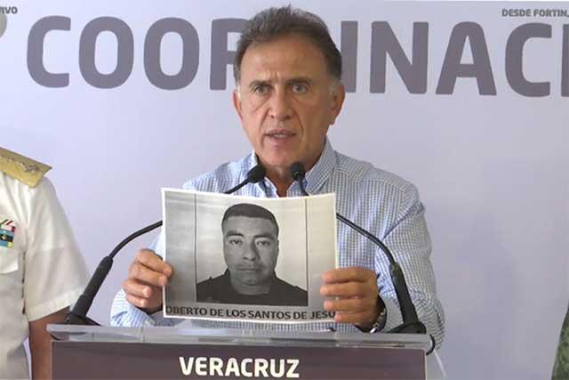 Gobierno de Veracruz ofrece un millón de pesos por El Bukanas